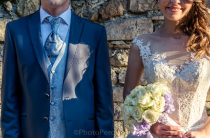 Charming Fall Wedding in Tuscany