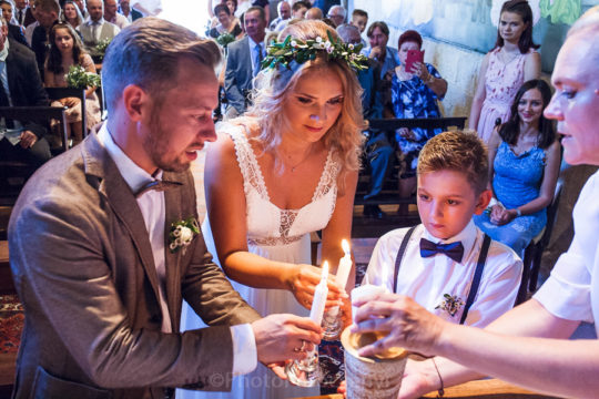 Radda in Chianti Chapel Wedding Ceremony