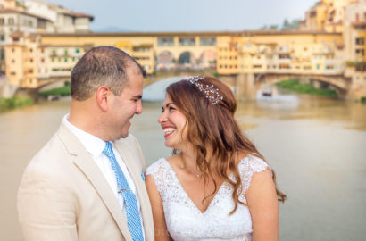 Romantic Photo Session in Florence and Chianti