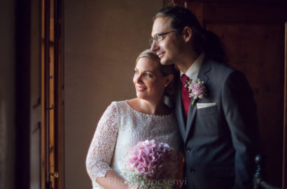 Rustic Style Italian Intimate Wedding