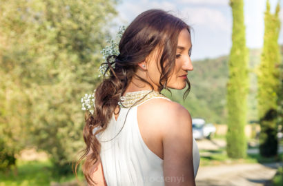 Tuscan Farmhouse Elopement