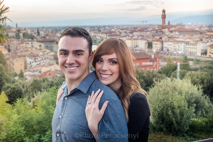 Surprise Proposals - Photographer in Florence