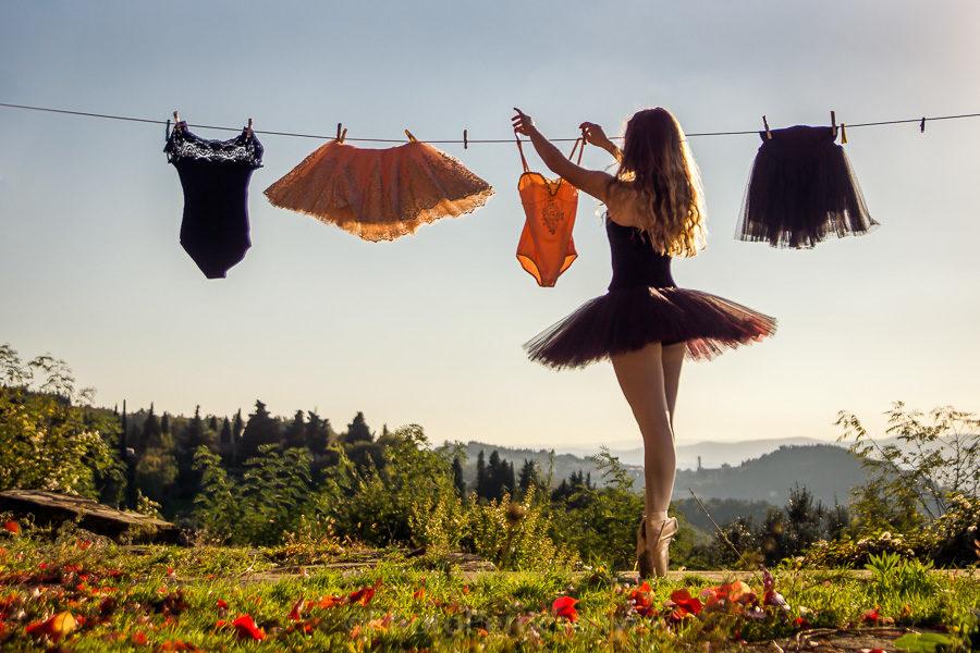 The Tuscany Ballerina Project