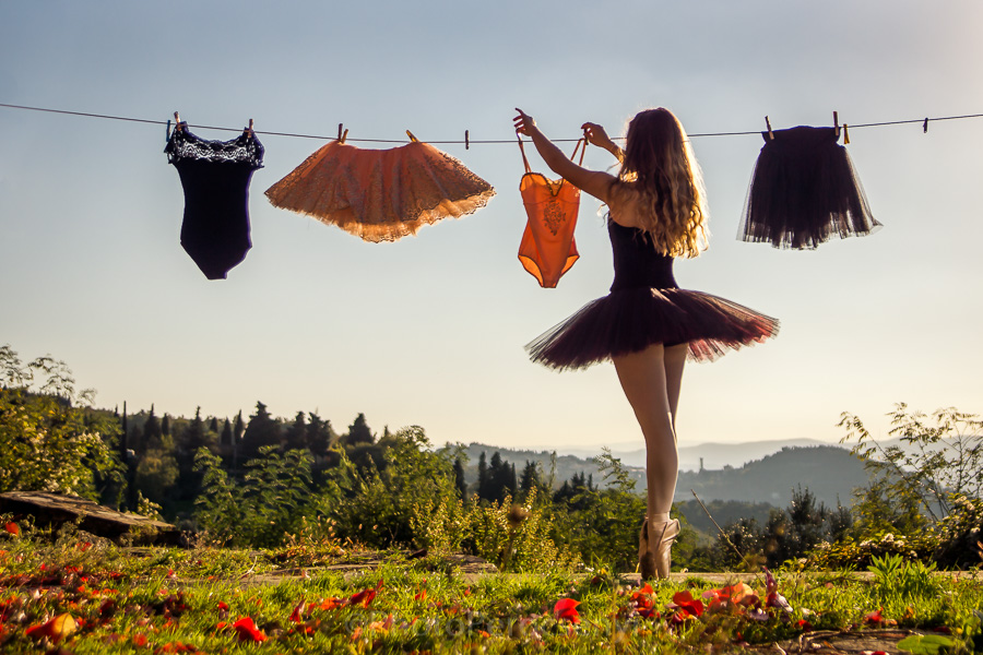 The Tuscany Ballerina Project