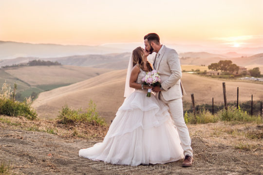 Beautiful Dream Wedding Photo Shoot in Podere Marcampo Italy