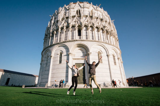 Photo Session in Pisa