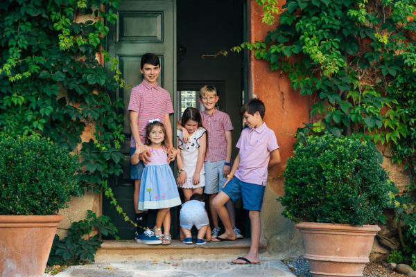 The 5 Tricks of a Successful Family Picture