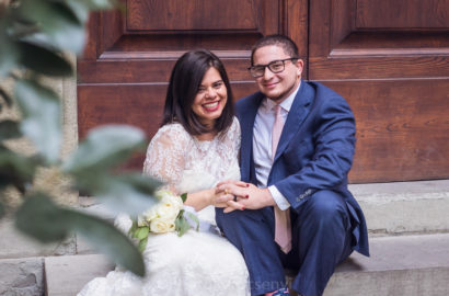 Mexican Wedding Photo Shoot in Florence