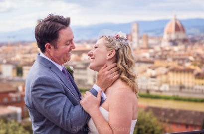 Wanderlust Wanderer Wedding through Florence